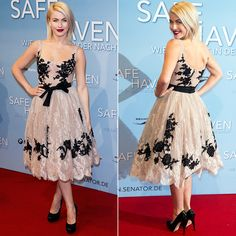 See Every Look From Julianne Hough's Safe Haven Tour