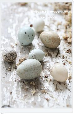 ♕ Easter eggs - so pretty