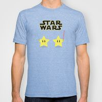 T-shirts featuring Star Wars by Nicolasfl