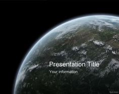 Free WWF Earth Hour PowerPoint Template is a free background theme for celebrate Earth Hour
