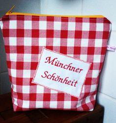 Kulturtasche für die besondere Münchnerin!