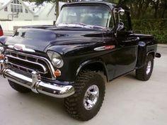 Classic truck.