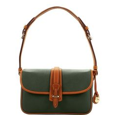 Dooney & Bourke: All Weather Leather Large Equestrian Ivy