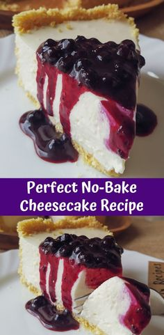 Easy Appetizer Recipes, Best Dinner Recipes, Amazing Recipes, No Bake Cherry Cheesecake, Baked Cheesecake Recipe, Fudge Recipes, Dessert Recipes, Desserts, Best Christmas Cookies