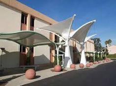 Tenda Membrane  merupakan sebuah gabungan rangka besi dan bahan atap dari Kain Membrane  yang memiliki nilai desain yang sangat  Elegant  ...