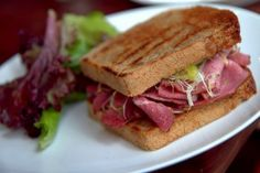 Another strength at brand new Alta: Chef Yoni Levy's pastrami