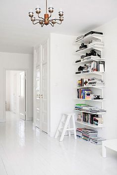 best idea for a book case
