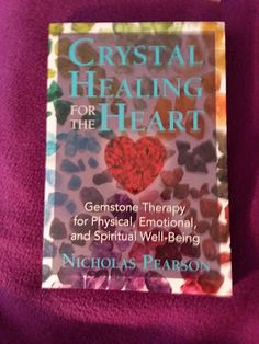 """#Crystal #Healing for the #Heart  #Gemstone #Therapy for #Physical #Emotional, and #Spiritual Well-Being  By Nicholas Pearson @InnerTraditions #ad http://amzn.to/2y10m32    """"I received a free sample in exchange for writing a review on my blog""""         #Learn how to #SAVE on #HP #Ink and get a #FREE #Month #ad  http://try.hpinstantink.com/hzTV6"""