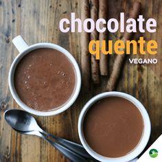 Gordice Fit: Chocolate Quente Vegano