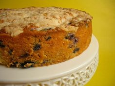 Here is a better picture! Meyer Lemon Blueberry Streusel Cake