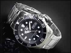 "Seiko SNZF17 ""Sea Urchin"" - The poor man's Rolex Submariner"