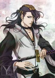 Byakuya Kuchiki (The Star of Soul Society)