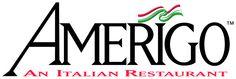 Main Page for Amerigo Italian Restaurant Nashville, TN Memphis, TN Brentwood, TN and Jackson, MS.