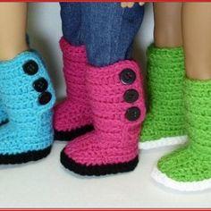Free Crochet Patterns For American Girl Doll