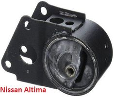 This is the lower Nissan Altima motor mount assembly.