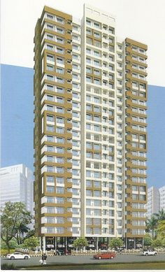 Siddhivinayak Tower is Ekdanta Developers's new Residential project located at Thane