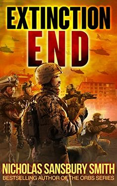 Extinction End (Extinction Cycle Book 5) by Nicholas Sansbury Smith http://smile.amazon.com/dp/B0163LPIT2/ref=cm_sw_r_pi_dp_KPvjwb0G378S4