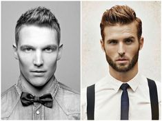 We put the spotlight on men's hair with this Guide to the Faux Hawk Hairstyle also known as the Fohawk haircut.