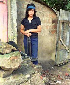 San Salvador, Salvadoran Civil War, Juan Pablo Ii, My Ancestors, Freedom Fighters, Countries Of The World, Rebel, History, Female Soldier