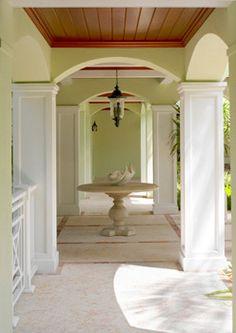 West Indies Estate by Affiniti Architects - Interior Detail