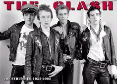Famous Rock Bands | Best punk rock band ever The Clash
