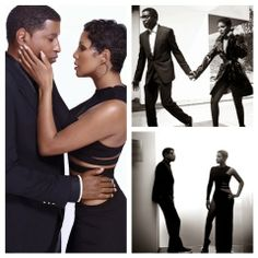Y'all know I love a good photo shoot! When I saw these photos for Toni Braxton and Kenneth 'Babyface' Edmunds new project Love, Marriage, & ...