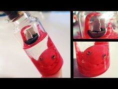 GIANT OCTOPUS IN A BOTTLE Kraken Resin and Polymer Clay Tutorial - YouTube