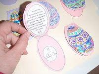 Printable Resurrection Eggs