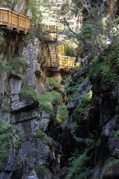 """""""Gorner Gorge near with stairs on the rock face"""" featured in """"Zermatt – Matterhorn, nature and chic design hotels"""" by Zermatt, World Most Beautiful Place, Beautiful Places, Design Hotel, Switzerland Summer, Places To Travel, Places To Visit, Road Trip Europe, Holiday Resort"""