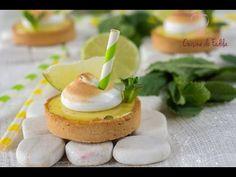 Tartelettes Mojito - cuisine de Fadila