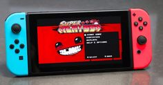Super Meat Boy is leaping onto Switch: Classic minimalist platformer Super Meat Boy is coming to Nintendo Switch. Developer Team Meat…