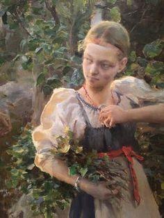 Akseli Gallen-Kallela, osa Aino-taru -triptyykistä