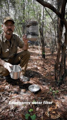 Homestead Survival, Wilderness Survival, Camping Survival, Outdoor Survival, Survival Prepping, Survival Skills, Camping Hacks, Camping Supplies, Camping Guide