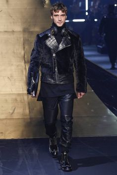Male Fashion Trends: Philipp Plein Fall/Winter 2016/17 - Milán Fashion Week