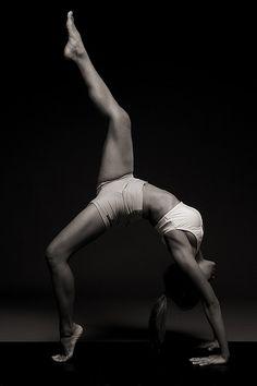 Goal pose - #yoga #fitfluential
