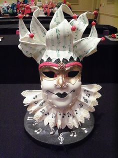 Venetian Mask by SweetCakery,