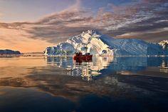 Ilulissat Eisfjord - Grönlands Naturphänomen der Spitzenklasse