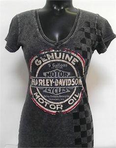 San Diego Harley-Davidson® Women's Speedway Short Sleeved T-shirt R000247