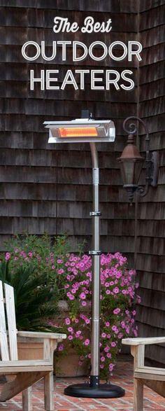 The Best Outdoor Heaters