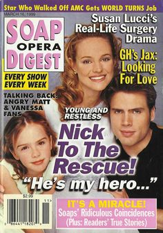 From breaking news and entertainment to sports and politics, get the full story with all the live commentary. Camryn Grimes, Joshua Morrow, Sharon Case, Susan Lucci, Dreams And Nightmares, Love Dream, Young And The Restless, Real Life, Opera