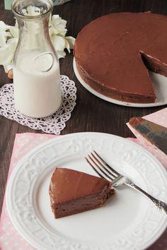 Cheesecake Nutella (en 10 minutos)