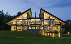 Build my own HufHaus like in Grand Designs