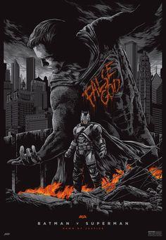 Et si on parlait un peu de Batman v Superman et Justice League ?