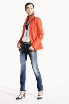 Tommy Hilfiger SS13 tommyhilfiger  SS13  womenswear  Spring2013