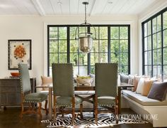 <p>An Atlanta designer leads her home out of its 1950s confines and into the new world of family living</p>