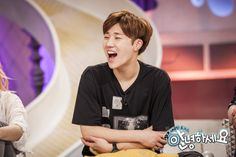 [Twitter] 150508 INFINITE7SOUL: KBS Hello Counselor Official Photos -  #인피니트 Sunggyu #2