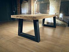 Industriele tafel Troyes