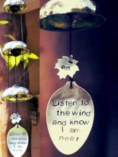 In Remembrance of Bell Wind Chimes Memorial Garden Gift after loss of loved one baby stillbirth miscarriage memorial garden funeral by… Funeral Gifts, Funeral Ideas, Memorial Wind Chimes, Memorial Flowers, Memorial Stones, Child Loss, Remembrance Gifts, Memorial Gifts, Ideas