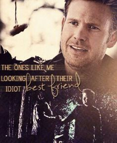 """Every time I see these two together I tear up. Not the same without the """"Dalaric"""" bromance.."""