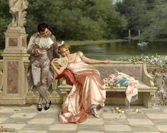 Flirtation, Vittorio Reggianini